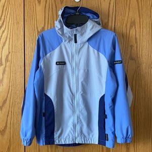 Columbia packable jacket
